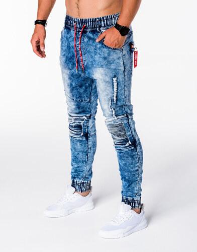 pe picioare imagini din bine out x sosiri noi HaineSelect Blugi pentru barbati, albastru, cu siret rosu, model ...