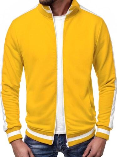 bluza adidas galbena