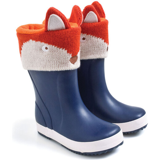magazin oficial pantofi de sport verifică JoJo Maman Bebe Captuseala pentru cizme de ploaie - cu design ...